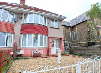 Thumbnail 4 bedroom semi-detached house for sale in St. Albans Road, Brynmill, Swansea
