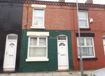 Thumbnail 2 bedroom terraced house to rent in Emery Street, Walton, Liverpool