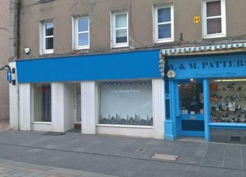 Thumbnail Retail premises to let in 41 43 High Street, Perth