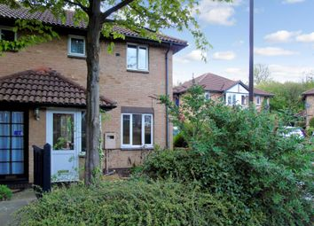 Thumbnail 2 bedroom end terrace house for sale in Pomander Crescent, Walnut Tree, Milton Keynes