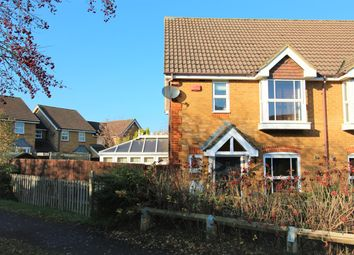 Thumbnail 3 bed semi-detached house for sale in Redwing Road, Gabriel Park, Basingstoke