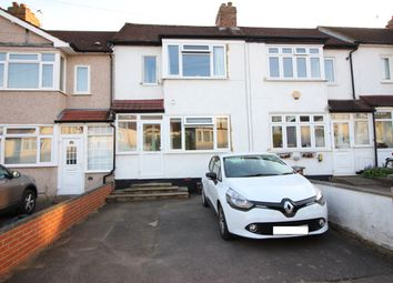 Thumbnail 2 bed terraced house for sale in Conrad Drve, Worcester Park