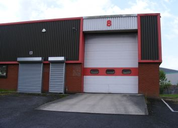 Thumbnail Industrial to let in Unit 8, Altham
