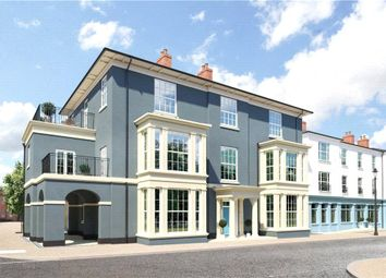 Thumbnail 2 bedroom flat for sale in Crown Street West, Poundbury, Dorchester, Dorset