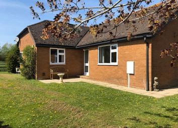 Thumbnail 3 bed detached bungalow for sale in Worcester Road, Earls Croome, Worcester