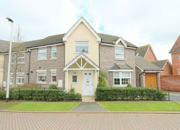 Thumbnail 3 bed semi-detached house for sale in Maureen Campbell Drive, Wychwood Village, Weston