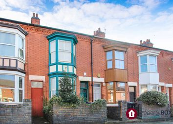 Thumbnail 2 bedroom terraced house for sale in Hopefield Road, Leicester