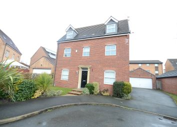 Thumbnail 4 bed detached house for sale in Swansea Close, Cressington Heath, Liverpool