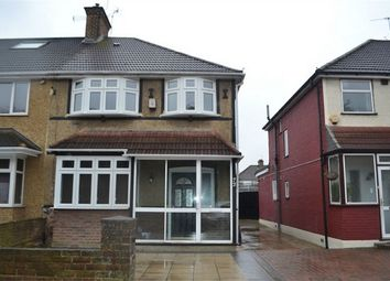 Thumbnail 3 bed semi-detached house to rent in Winchester Avenue, Hounslow
