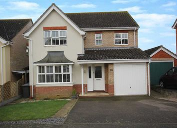 Thumbnail 4 bedroom detached house for sale in Richard Burn Way, Sudbury
