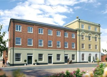 Thumbnail 2 bed flat for sale in Crown Place, Poundbury, Dorchester