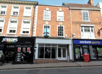 Thumbnail Retail premises for sale in Mardol, Shrewsbury