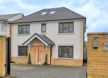 Thumbnail 4 bed detached house for sale in Vernon Road, Sheffield