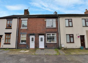 Thumbnail 2 bed terraced house to rent in High Street, Alsagers Bank