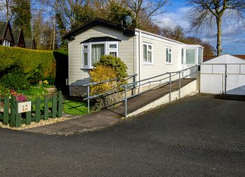 Thumbnail 1 bed mobile/park home for sale in The Glade, Caerwnon Park, Builth Wells