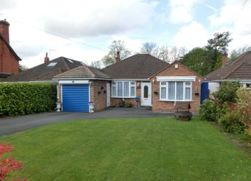Thumbnail 3 bed detached bungalow for sale in Earlswood Common, Earlswood, Solihull
