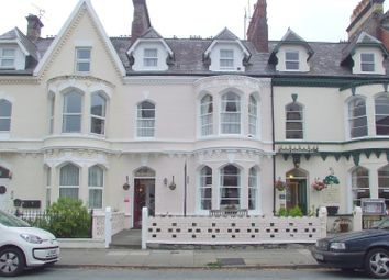 Thumbnail 8 bed terraced house for sale in Chapel Street, Llandudno