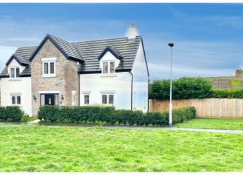 Thumbnail 4 bed detached house for sale in Otters Brook, Cannington