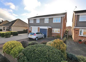 Thumbnail 3 bed semi-detached house for sale in Third Avenue, Corringham, Stanford-Le-Hope