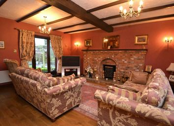 Thumbnail 4 bed detached house to rent in Full Sutton, York