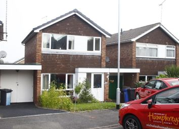 Thumbnail 3 bed detached house to rent in The Eyrie, Winshill, Burton Upon Trent, Staffordshire