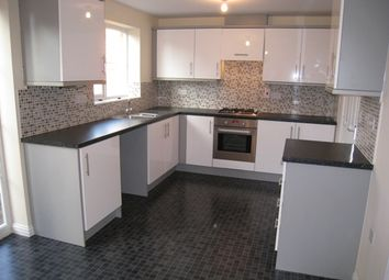 Thumbnail 3 bedroom terraced house to rent in Consort Road, South Wootton, King's Lynn