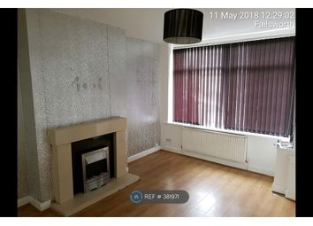 Thumbnail 2 bed semi-detached house to rent in Valentine Street, Failsworth, Manchester