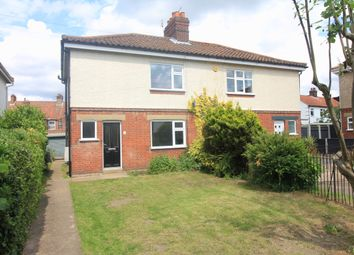 Thumbnail 2 bed semi-detached house to rent in Bellville Crescent, Norwich, City Centre
