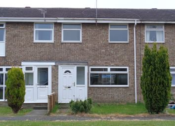 Thumbnail 3 bed terraced house to rent in Victoria Gardens, Spennymoor