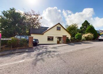 Thumbnail 4 bed detached house for sale in Lon Bedwen, Tycoch, Swansea
