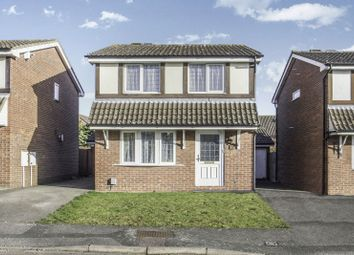 Thumbnail 3 bed detached house to rent in Osprey Close, Kempston, Bedfordshire