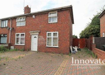 Thumbnail 3 bed semi-detached house for sale in Turton Road, West Bromwich
