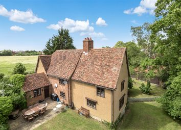 Thumbnail 4 bed detached house for sale in High Street, Great Barford, Bedford, Bedfordshire
