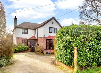 Thumbnail 3 bed detached house for sale in Roman Road, Ingatestone