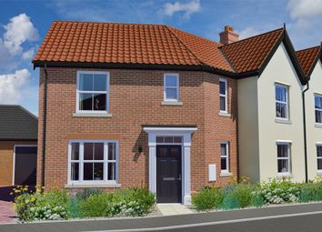 Thumbnail 3 bed terraced house for sale in Wyngates, Yarmouth Road, Blofield