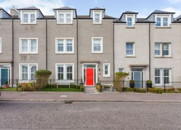 Thumbnail 4 bed terraced house for sale in Wellington Green, Aberdeen