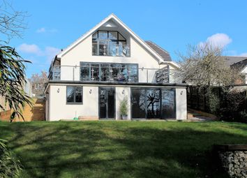 Thumbnail 6 bed detached house for sale in Pitmore Road, Eastleigh