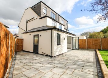 Thumbnail 3 bed semi-detached house for sale in Rhodrons Avenue, Surrey