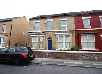 Thumbnail 3 bed flat to rent in Hartington Road, Dingle, Liverpool