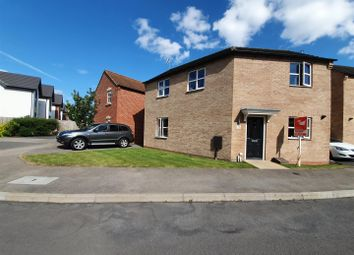 Thumbnail 3 bed link-detached house for sale in Pearl Gardens, Warsop, Mansfield