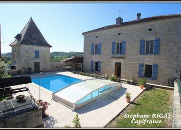 Thumbnail 4 bed property for sale in Aquitaine, Lot-Et-Garonne, Laugnac
