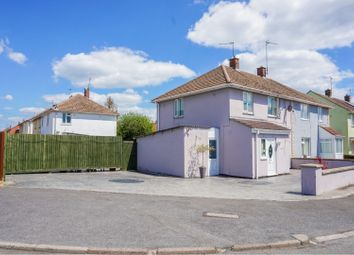 Thumbnail 3 bed semi-detached house for sale in Chelveston Drive, Corby