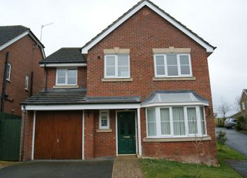 Thumbnail 4 bed terraced house to rent in The Oaklands, Tenbury Wells