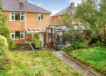 Thumbnail 3 bed semi-detached house for sale in Heol Y Wern, Aberystwyth