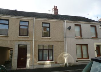 Thumbnail 3 bed terraced house to rent in Nathan Street, Llanelli