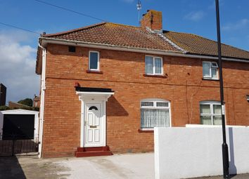 Thumbnail 4 bed semi-detached house to rent in Ashburton Road, Southmead, Bristol