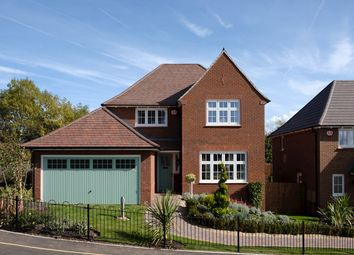 Thumbnail 4 bed detached house for sale in Bowden Chase, Berry Close, Great Bowden, Market Harborough
