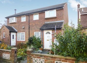 Thumbnail 3 bed semi-detached house for sale in Haycroft, Hemsby, Great Yarmouth