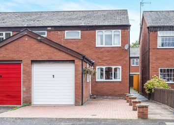 Thumbnail 3 bed end terrace house for sale in Thornton Close, Woodloes Park, Warwick