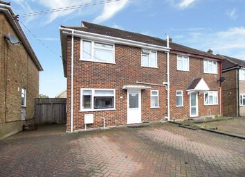 Thumbnail 4 bed semi-detached house for sale in Upland Road, Billericay